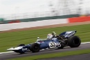 Silverstone Classic 28-30 July 2017At the Home of British MotorsportFIA Masters F1 DELANE John, Tyrrell 001Free for editorial use onlyPhoto credit –  JEP