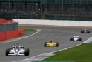 Silverstone Classic 28-30 July 2017At the Home of British MotorsportFIA Masters F1 FOLCH-RUSINOL Joaquin, Brabham BT49CFree for editorial use onlyPhoto credit –  JEP