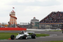 Silverstone Classic 28-30 July 2017At the Home of British MotorsportFIA Masters F1 DREELAN Tommy, Williams FW08Free for editorial use onlyPhoto credit –  JEP