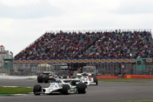 Silverstone Classic 28-30 July 2017At the Home of British MotorsportFIA Masters F1 HAZELL Mark, Williams FW07BFree for editorial use onlyPhoto credit –  JEP