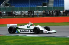 Silverstone Classic 28-30 July 2017At the Home of British MotorsportFIA Masters F1  CANTILLON Mike, Williams FW07Free for editorial use onlyPhoto credit –  JEP