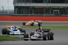 Silverstone Classic 28-30 July 2017At the Home of British MotorsportFIA Masters F1 FISKEN Gregor, Shadow DN5 Free for editorial use onlyPhoto credit –  JEP