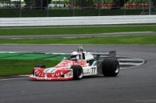 Silverstone Classic 28-30 July 2017At the Home of British MotorsportFIA Masters F1 HIGSON Mark, March 761Free for editorial use onlyPhoto credit –  JEP