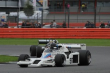 Silverstone Classic 28-30 July 2017At the Home of British MotorsportFIA Masters F1  CONSTABLE Jamie, Shadow DN8Free for editorial use onlyPhoto credit –  JEP