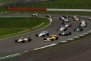 Silverstone Classic 28-30 July 2017At the Home of British MotorsportFIA Masters F1 Race StartFree for editorial use onlyPhoto credit –  JEP