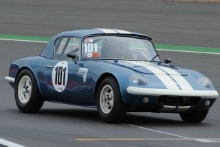 Silverstone Classic 28-30 July 2017At the Home of British MotorsportGallet Trophy for Pre66 GTANDERSEN Flemming Viktor, Lotus ElanFree for editorial use onlyPhoto credit –  JEP
