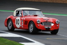 Silverstone Classic 28-30 July 2017At the Home of British MotorsportGallet Trophy for Pre66 GTCORFIELD Martyn, Austin Healey 3000Free for editorial use onlyPhoto credit –  JEP
