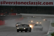 Silverstone Classic 28-30 July 2017At the Home of British MotorsportGallet Trophy for Pre66 GTWILSON Graham, PITTARD David, Lotus Elan 26R Free for editorial use onlyPhoto credit –  JEP