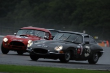 Silverstone Classic 28-30 July 2017At the Home of British MotorsportGallet Trophy for Pre66 GTFree for editorial use onlyPhoto credit –  JEP