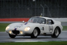 Silverstone Classic 28-30 July 2017At the Home of British MotorsportGallet Trophy for Pre66 GT POCHCIOL Paul, HANSON James, AC Cobra Free for editorial use onlyPhoto credit –  JEP