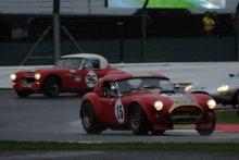 Silverstone Classic 28-30 July 2017At the Home of British MotorsportGallet Trophy for Pre66 GT BRYANT Oliver, BRYANT Grahame,  AC Cobra Free for editorial use onlyPhoto credit –  JEP