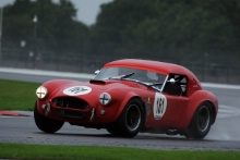 Silverstone Classic 28-30 July 2017At the Home of British MotorsportGallet Trophy for Pre66 GT HADDON Andrew, AC CobraFree for editorial use onlyPhoto credit –  JEP