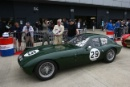 Silverstone Classic 28-30 July 2017At the Home of British MotorsportGallet Trophy for Pre66 GTAHLERS Keith, BELLINGER James Billy, Morgan Plus 4 SLRFree for editorial use onlyPhoto credit –  JEP