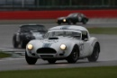 Silverstone Classic 28-30 July 2017At the Home of British MotorsportGallet Trophy for Pre66 GTHALL Rob, WILLIS Andy, AC CobraFree for editorial use onlyPhoto credit –  JEP