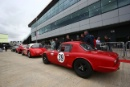 Silverstone Classic 28-30 July 2017At the Home of British MotorsportGallet Trophy for Pre66 GTMULLER Urs, MULLER Arlette, Lotus Elan 26RFree for editorial use onlyPhoto credit –  JEP