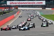 Silverstone Classic 28-30 July 2017 At the Home of British Motorsport WOOD Tony, Maserati TecMec Free for editorial use only Photo credit – JEP