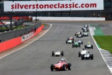 Silverstone Classic 28-30 July 2017 At the Home of British Motorsport LEHR Klaus, Maserati 250F CM5Free for editorial use only Photo credit – JEP