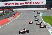 Silverstone Classic 28-30 July 2017 At the Home of British Motorsport SMITH Andrew, Cooper Maserati T51Free for editorial use only Photo credit – JEP