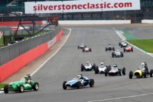 Silverstone Classic 28-30 July 2017 At the Home of British Motorsport BUSSEY John, Cooper T43Free for editorial use only Photo credit – JEP