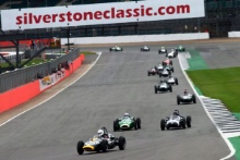 Silverstone Classic 28-30 July 2017 At the Home of British Motorsport WILLIS James, Cooper T45 Free for editorial use only Photo credit – JEP