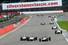 Silverstone Classic 28-30 July 2017 At the Home of British Motorsport BEAUMONT Andrew, Lotus 24 944Free for editorial use only Photo credit – JEP