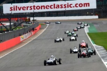 Silverstone Classic 28-30 July 2017 At the Home of British Motorsport SMITH Tony, Cooper T51Free for editorial use only Photo credit – JEP