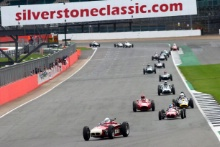 Silverstone Classic 28-30 July 2017 At the Home of British Motorsport HARPER Fred, Kurtis OffenhauserFree for editorial use only Photo credit – JEP
