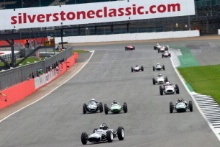 Silverstone Classic 28-30 July 2017 At the Home of British Motorsport HOOLE Sid, Cooper T66 F1Free for editorial use only Photo credit – JEP
