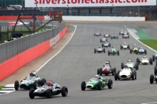 Silverstone Classic 28-30 July 2017 At the Home of British Motorsport DITHERIDGE Tony, Cooper T45Free for editorial use only Photo credit – JEP