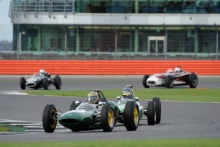 Silverstone Classic 28-30 July 2017At the Home of British MotorsportMaserati HPGCA Pre 66 GPCOLLINS Dan, Lotus 21 933Free for editorial use onlyPhoto credit –  JEP