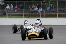 Silverstone Classic 28-30 July 2017At the Home of British MotorsportMaserati HPGCA Pre 66 GPWILLIS James, Cooper T45 Free for editorial use onlyPhoto credit –  JEP