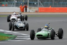 Silverstone Classic 28-30 July 2017At the Home of British MotorsportMaserati HPGCA Pre 66 GPBEAUMONT Andrew, Lotus 24 944Free for editorial use onlyPhoto credit –  JEP