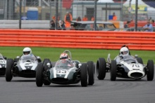 Silverstone Classic 28-30 July 2017At the Home of British MotorsportMaserati HPGCA Pre 66 GPTAYLOR Scotty, Cooper T53Free for editorial use onlyPhoto credit –  JEP