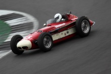 Silverstone Classic 28-30 July 2017At the Home of British MotorsportMaserati HPGCA Pre 66 GPHARPER Fred, Kurtis OffenhauserFree for editorial use onlyPhoto credit –  JEP