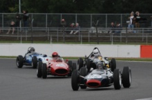 Silverstone Classic 28-30 July 2017At the Home of British MotorsportMaserati HPGCA Pre 66 GPMILNER Chris, Lotus 24 P2Free for editorial use onlyPhoto credit –  JEP