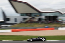Silverstone Classic 28-30 July 2017At the Home of British MotorsportMaserati HPGCA Pre 66 GPHOOLE Sid, Cooper T66 F1Free for editorial use onlyPhoto credit –  JEP