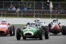 Silverstone Classic 28-30 July 2017At the Home of British MotorsportMaserati HPGCA Pre 66 GPDANIELL Mark, Cooper T45Free for editorial use onlyPhoto credit –  JEP