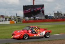 Silverstone Classic 28-30 July 2017 At the Home of British Motorsport KJALLGREN Georg, Daren Mk2Free for editorial use only Photo credit – JEP