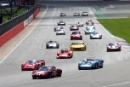 Silverstone Classic 28-30 July 2017 At the Home of British Motorsport BROOKS Steve, BEEBEE Robert, Chevron B8Free for editorial use only Photo credit – JEP