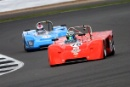 Silverstone Classic 28-30 July 2017 At the Home of British Motorsport WRIGLEY Mike, WRIGLEY Matthew,  Chevron B19 Free for editorial use only Photo credit – JEP