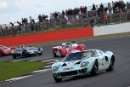 Silverstone Classic 28-30 July 2017 At the Home of British Motorsport WRIGHT Gary, TWYMAN Joe, Ford GT40Free for editorial use only Photo credit – JEP