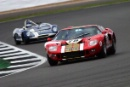 Silverstone Classic 28-30 July 2017 At the Home of British Motorsport BIRKETT Charlie, LITTLEJOHN James, Ford GT40Free for editorial use only Photo credit – JEP