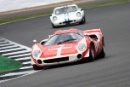 Silverstone Classic 28-30 July 2017 At the Home of British Motorsport MAHMOUD Tarek, GREENSALL Nigel, Lola T70 MK3Free for editorial use only Photo credit – JEP