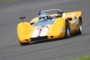 Silverstone Classic 28-30 July 2017 At the Home of British Motorsport BANKS Andrew, BANKS Max, McLaren M6BFree for editorial use only Photo credit – JEP