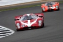 Silverstone Classic 28-30 July 2017 At the Home of British Motorsport GIBSON Paul, Lola T70 MK3BFree for editorial use only Photo credit – JEP