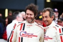 Silverstone Classic 28-30 July 2017 At the Home of British Motorsport Howard Donald and Steve ParrishFree for editorial use only Photo credit – JEP