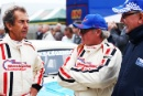 Silverstone Classic 28-30 July 2017 At the Home of British Motorsport Steve Parrish and Wayne GardnerFree for editorial use only Photo credit – JEP