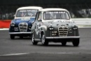 Silverstone Classic 28-30 July 2017At the Home of British MotorsportCelebrity RaceWOOD James,  HUNTER MarkFree for editorial use onlyPhoto credit –  JEP