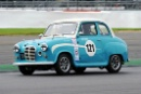 Silverstone Classic 28-30 July 2017At the Home of British MotorsportCelebrity RaceCOLBURN James,  PARRISH SteveFree for editorial use onlyPhoto credit –  JEP