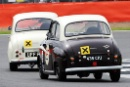 Silverstone Classic 28-30 July 2017At the Home of British MotorsportCelebrity RacePOTTS Stephen, FROCH Carl Free for editorial use onlyPhoto credit –  JEP